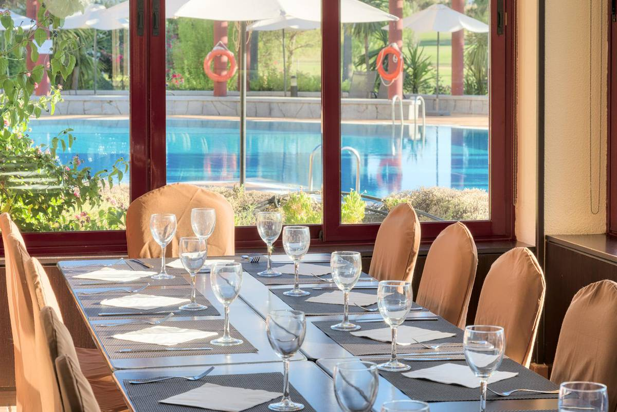 Restauranet ilunion golf badajoz hotel ilunion golf badajoz